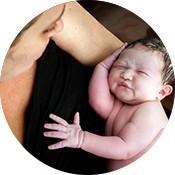 home setting birth