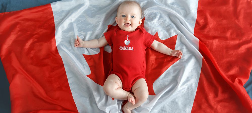 cost to give birth in canada