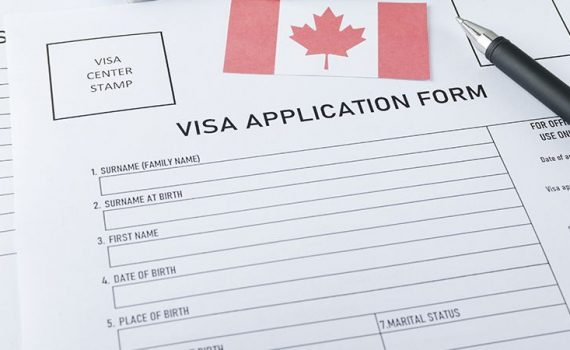 getting visa to give birth in canada